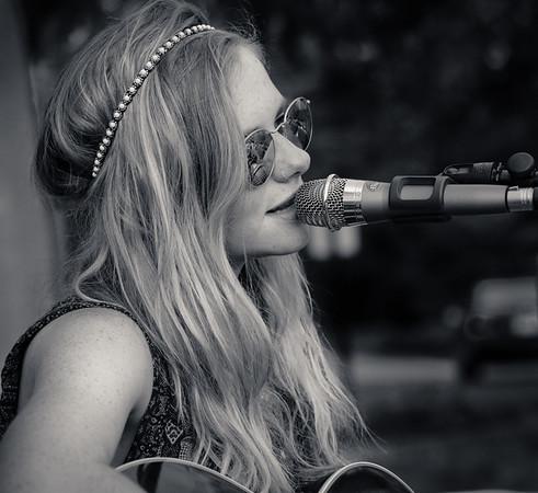 Belle Ensor, singer/songwriter