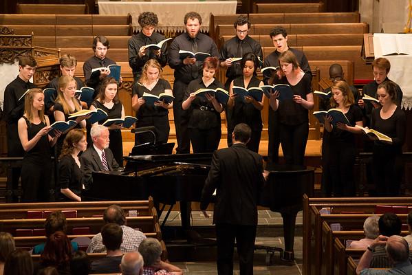 WHHS Chamber Choir 2015