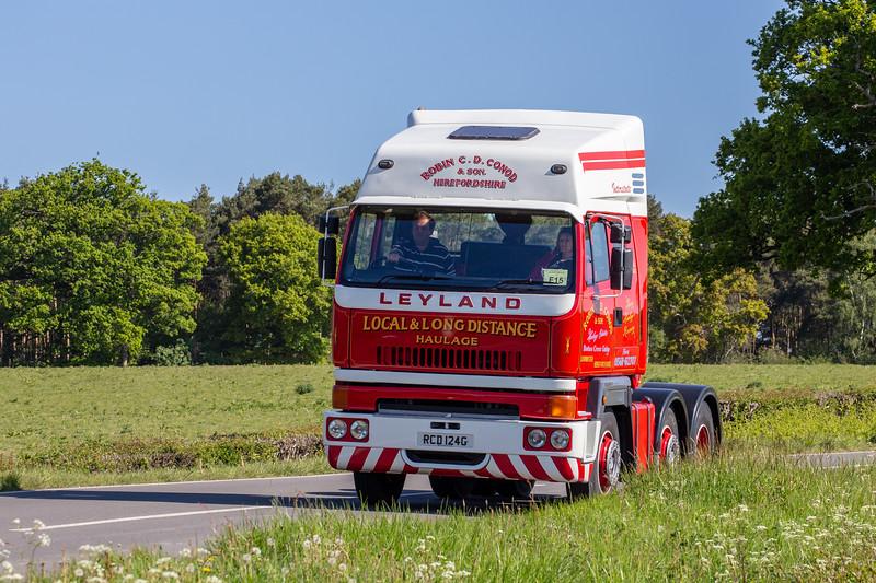 1988 Leyland Roadtrain