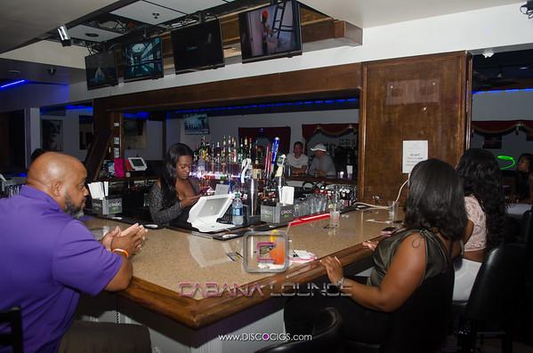 Cabana Lounge ATL Saturdays | 7-16-16
