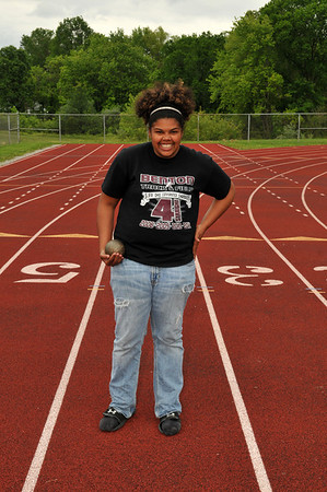 2011 Girls State Track Qualifiers