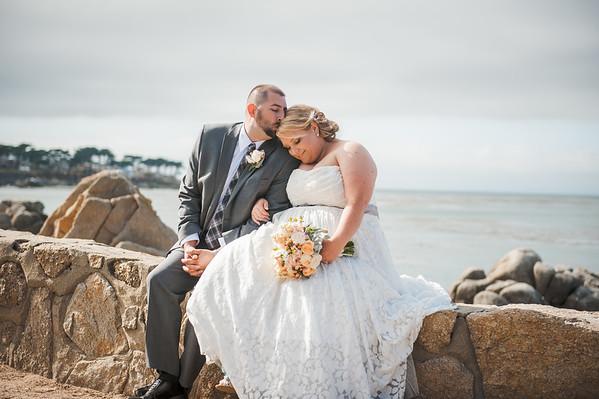 Jeremy & Christine || July 17th 2015, Pacific Grove Ca