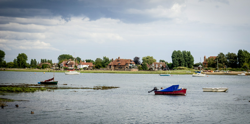 Bosham Harbour - High Tide