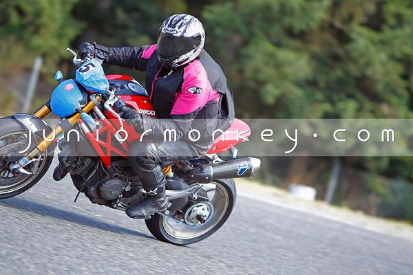 #5 - Red Ducati