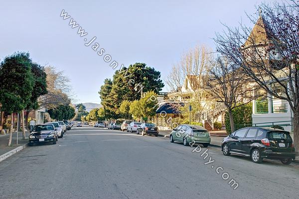 Sausalito - Caledonia Street