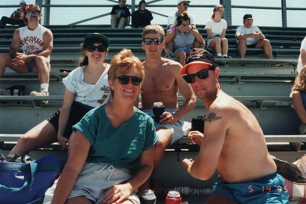Friends at IMS