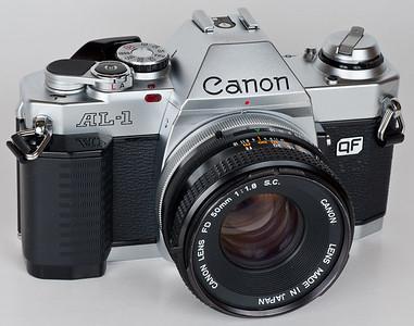 Canon AL-1 - 1982
