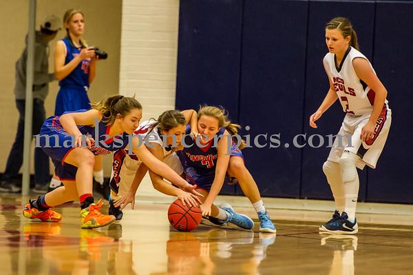 Basketball GSHS 2015-16