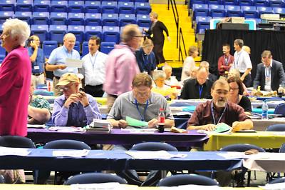 Northeast Pennsylvania Synod Assembly 2012