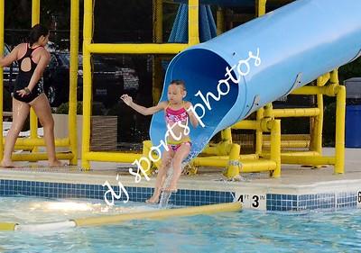 Swimming Summer 2016