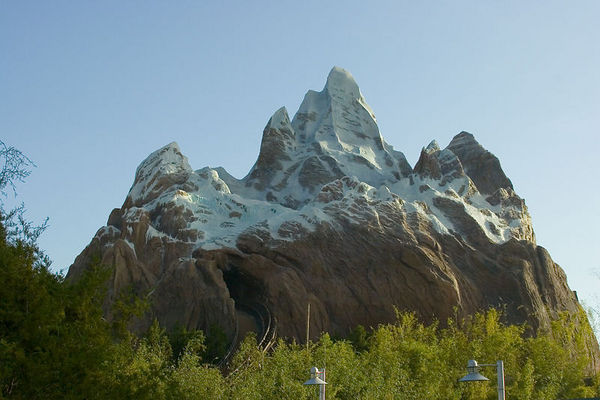 Animal Kingdom - Expedition Everest Sneak Preview