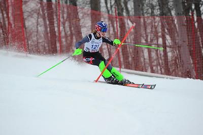 Killington Skills Slalom Jan 6 2019 Run 2