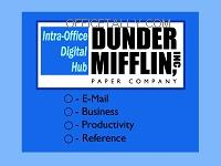 the office dunder mifflin wallpaper