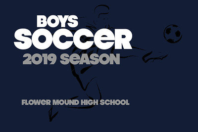 FMHS Boys Soccer - 2019 Season