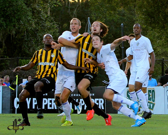 Charleston Battery vs Charlotte Independence May 23 2015