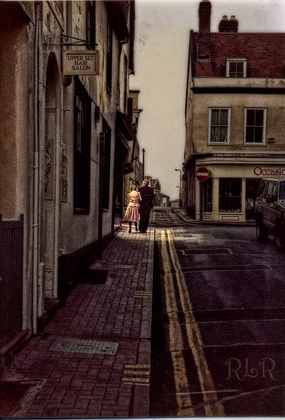Bury St Edmunds, UK,  1990