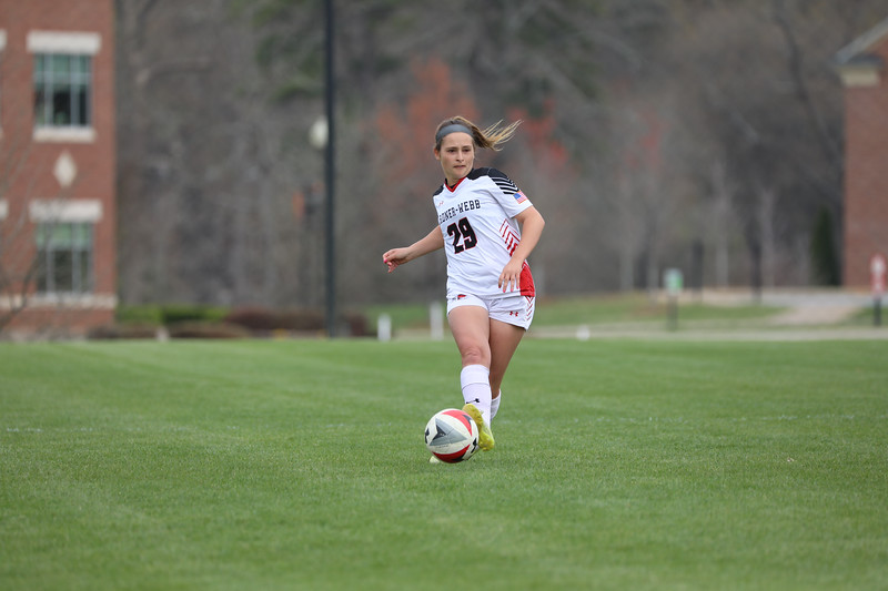 Women's Soccer vs. Furman (Spring 2019)