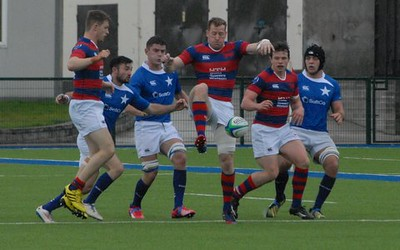 1st XV v Clontarf (A) by Ian Murray 24.09.2016