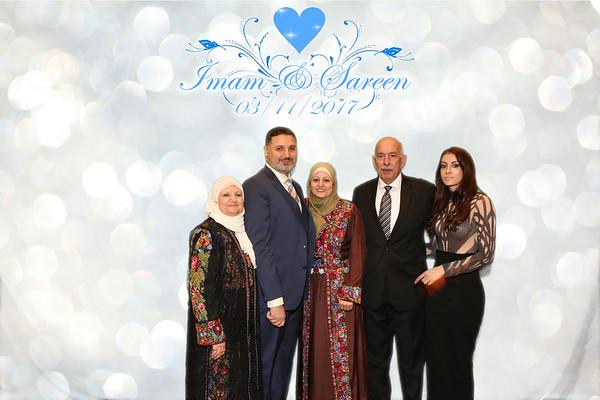 Imam & Sareen - engagement party  03-11-2017