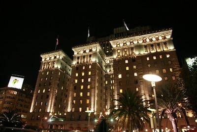 2008-11-28 Tree Lighting @ Union Square
