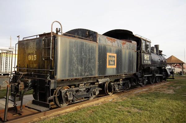 Rails West Museum