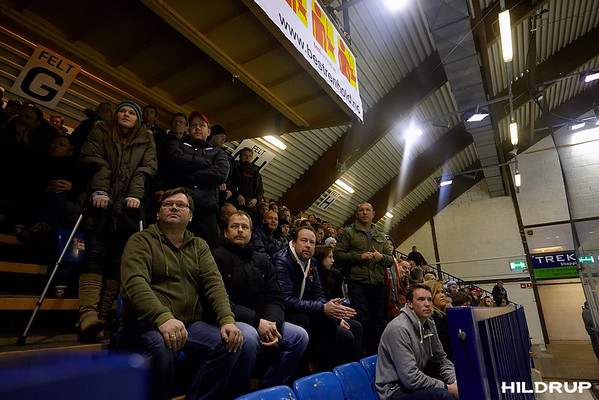 VIF Hockey @ Frisk Asker (Jan 20 2013)
