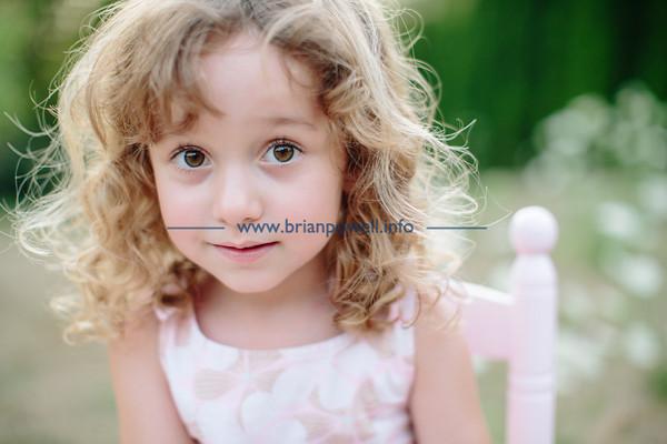 Zoë, 4 years old