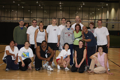 20090111 Sunday Volleyball Clinic - BRING IT!