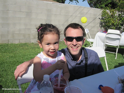 5/07 - Arianna's 1st Birthday Party