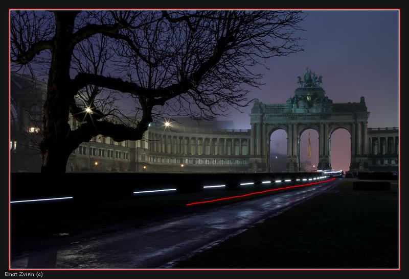 Arche du Cinquantenaire, Brussels