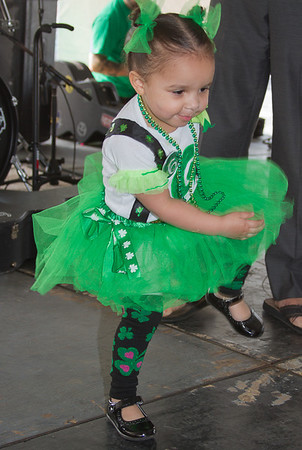 2013 EI St Patrick's Day  Little Leprechaun Contest