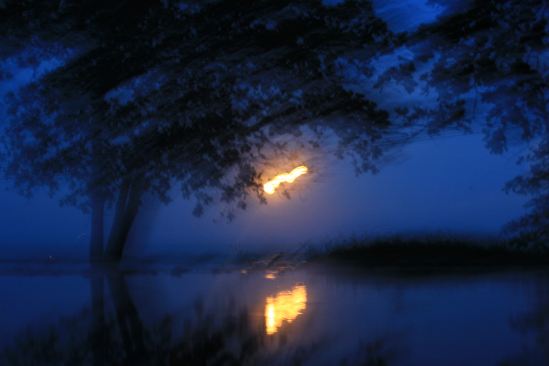 Full-Moon Rise