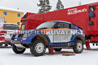 Baja Russia - Northern Forest 2015 Tests