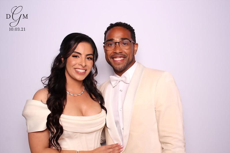 Darya and Michael (SkinGlow Booth)