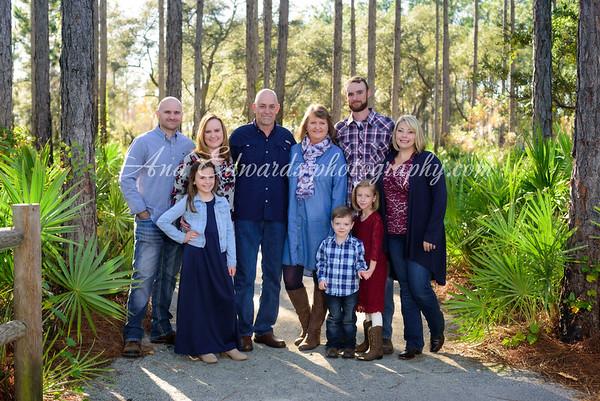 The Phillips family 2019  |  Panama City Beach