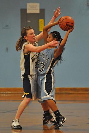 WA Girls Freshman South Salem Basketball Tournament