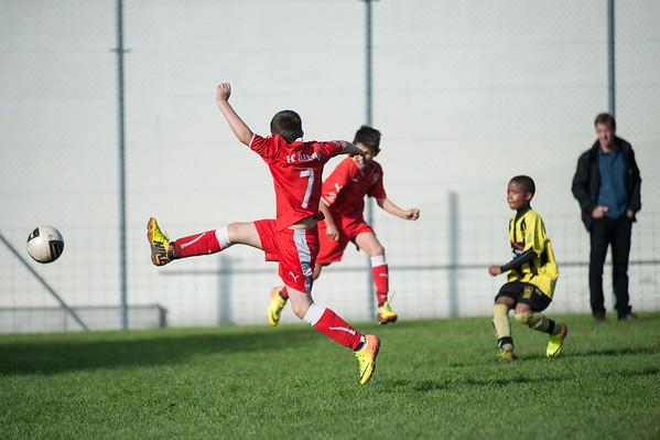 Meisterschaft E-Junioren vs Oberwil