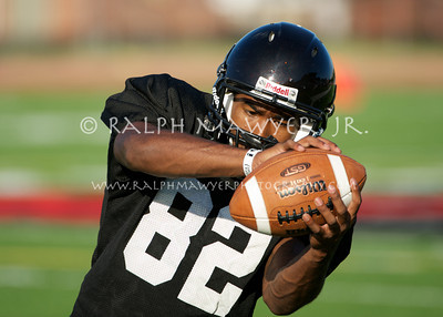 Football - 2010 Incarnate Word - Final Scrimmage