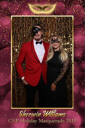 Sherwin Williams Holiday Party 2019