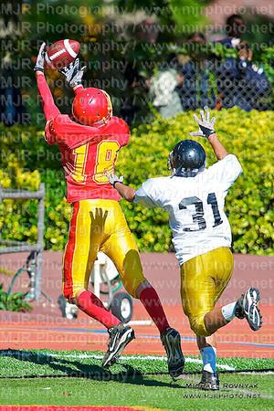 Football, HS Freshman 10, St Anthony's Vs Chaminade 10-02-10