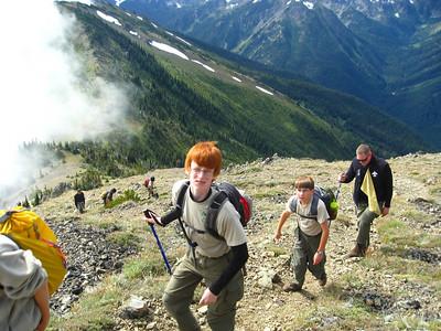 Summit Mt Buckhorn - Sep 11