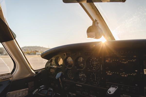 San Francisco Flight