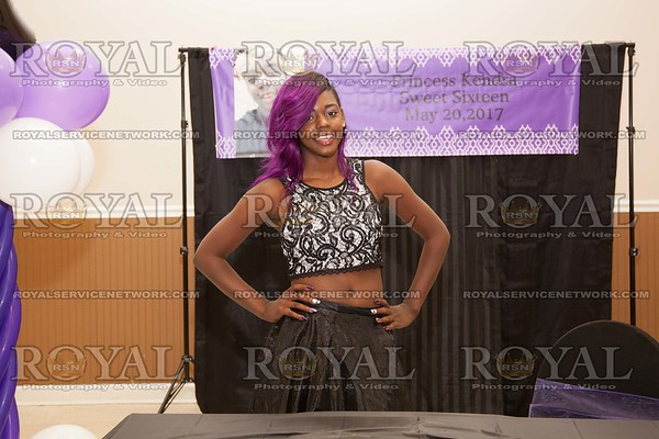 Kendra's Sweet 16 Party