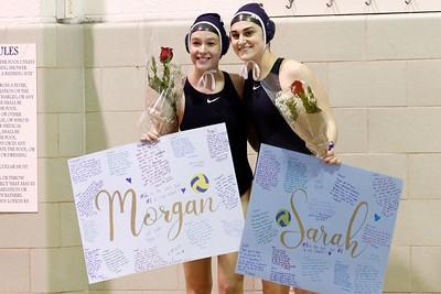 Girls Varsity Water Polo vs. Deerfield