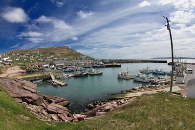 Newfoundland Topside