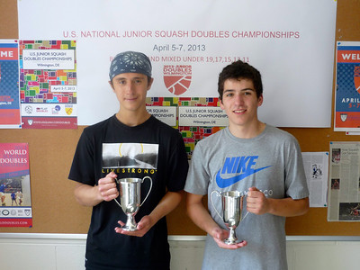 2013 Junior Squash Doubles Championships