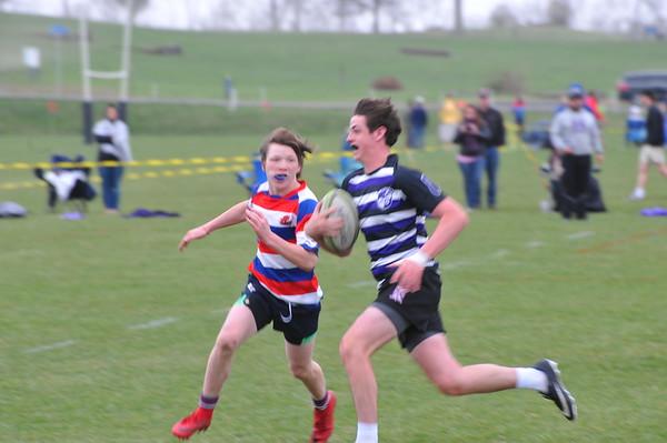 JV - Gonzaga Rugby Classic 3/14-15/18