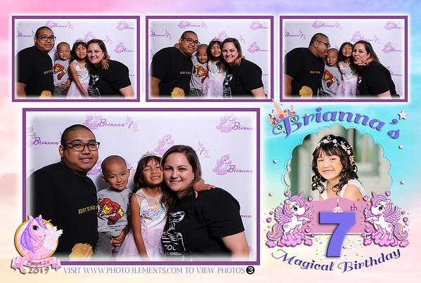 Brianna's Magical Birthday 2019