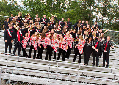 Marching Owls 2013