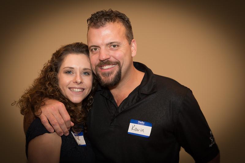 Sarah & Kevin Overstreet